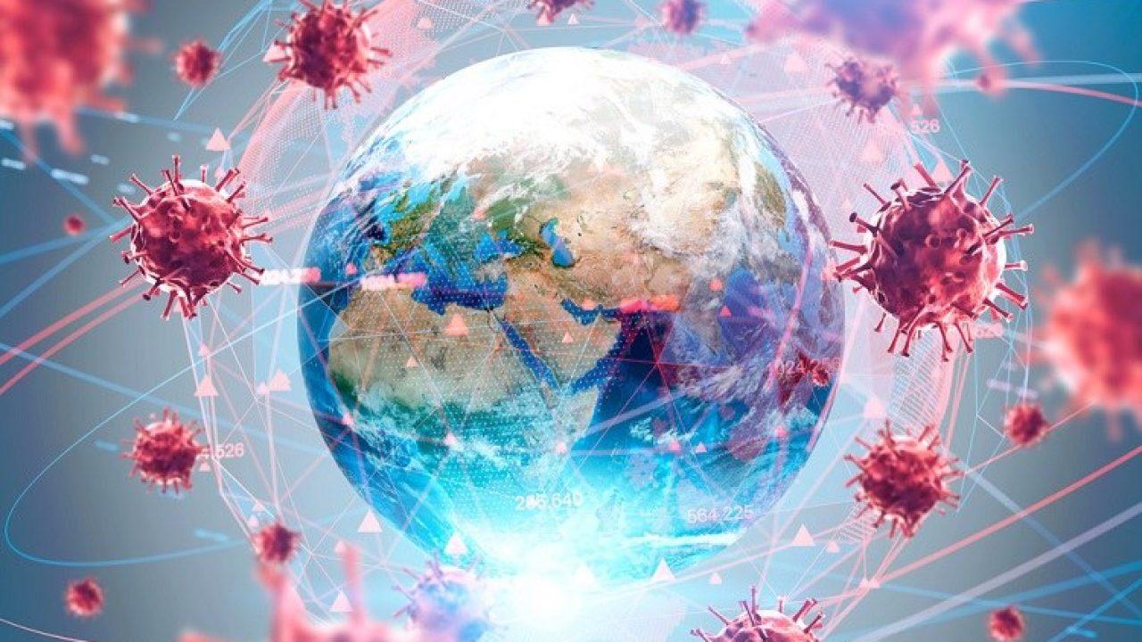 Uzaydan Koronavirüs Tavsiyeleri. Dünya geneline yayılan virüsten korunma yolları