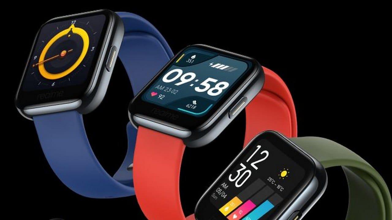 Realme Akıllı Saat! Realme Watch Tanıtıldı