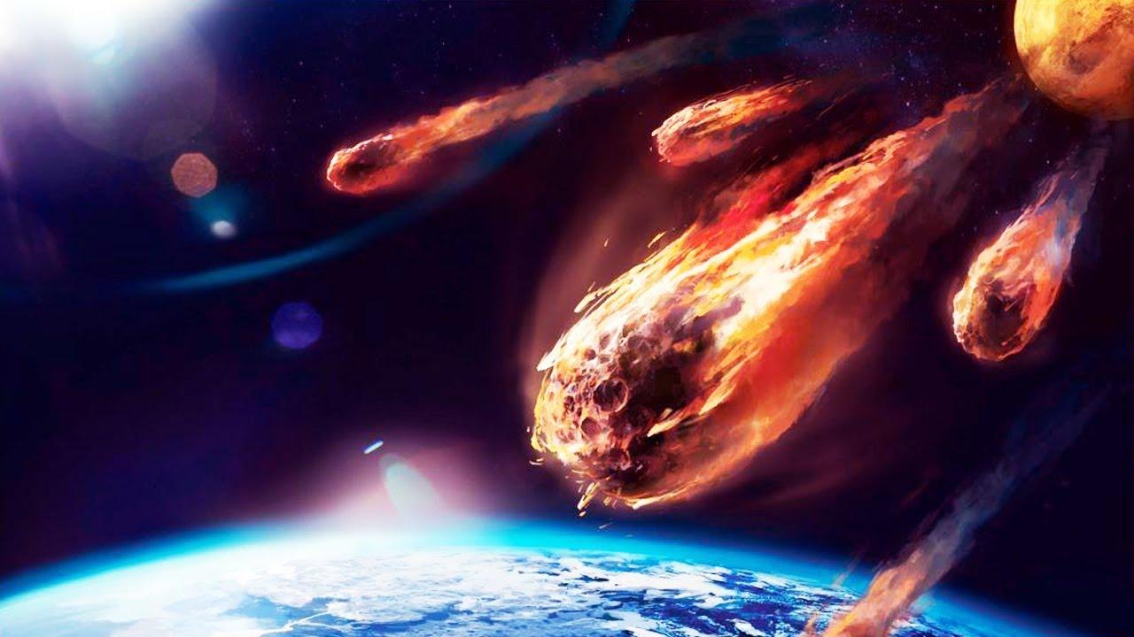 Dünyanın En Eski Meteor Çarpması Nasa Görüşü