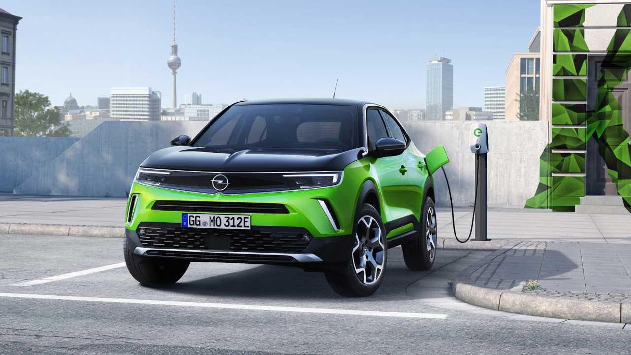 Opel Mokka 2020 Tamamen Elektrikli Tanıtıldı