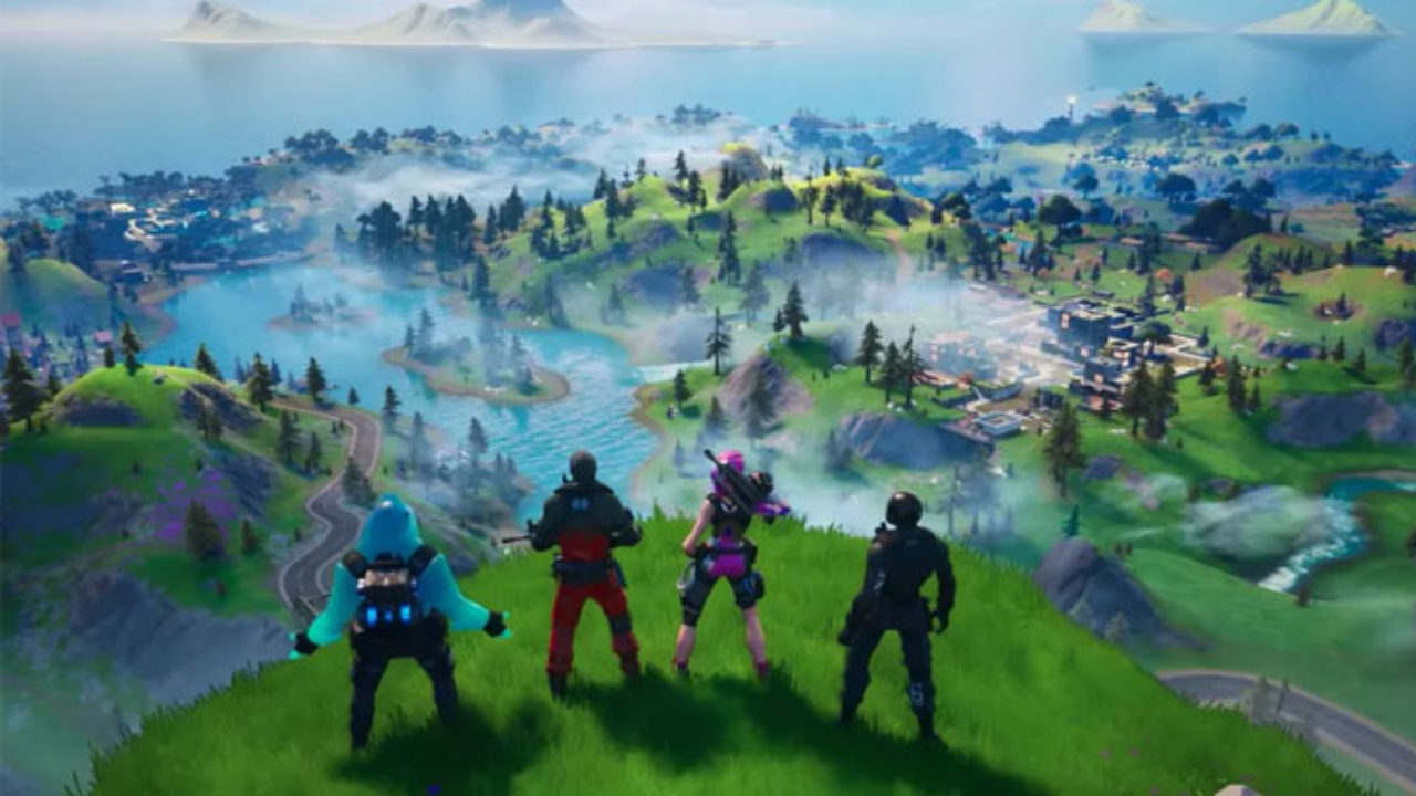 Epic Games'den Fortnite Hamlesi! Dikkat Çekti
