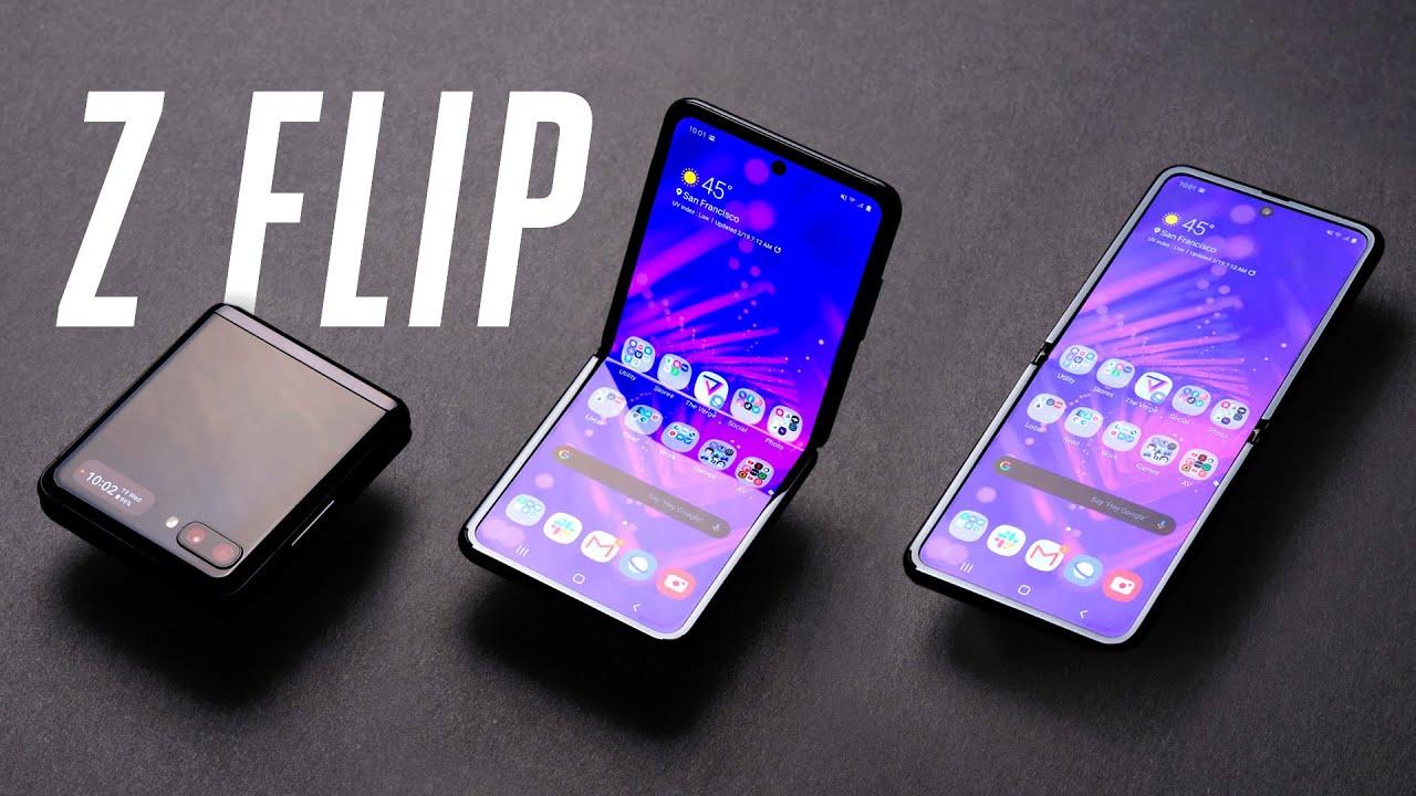 Samsung Galaxy Z Flip 5G Gerçeğe Bir Adım Daha Yakın
