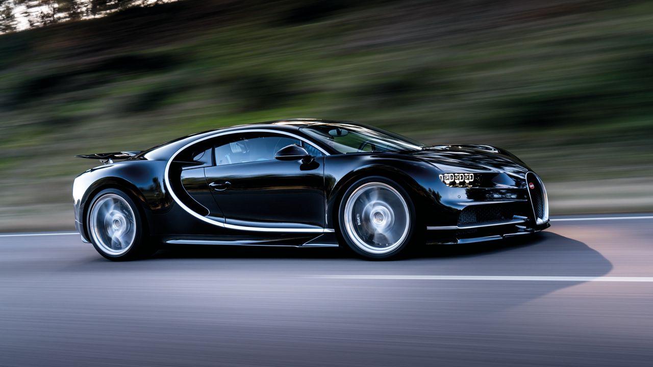 Bugatti Chiron Prototipi Test Esnasında Görüntülendi
