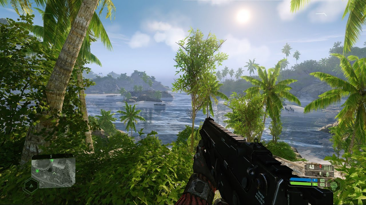 Crysis Remastered için Switch müjdesi