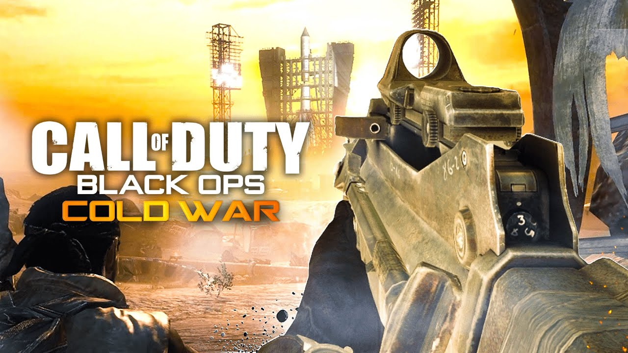 Call of Duty 2020 ismi ve logosu, Call of Duty: Black Ops Cold War