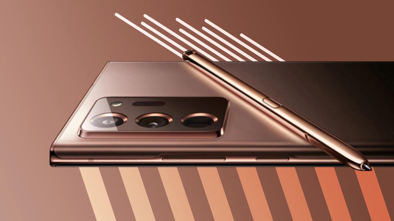 Samsung Galaxy Note 20 Özellikleri ve Tasarımı
