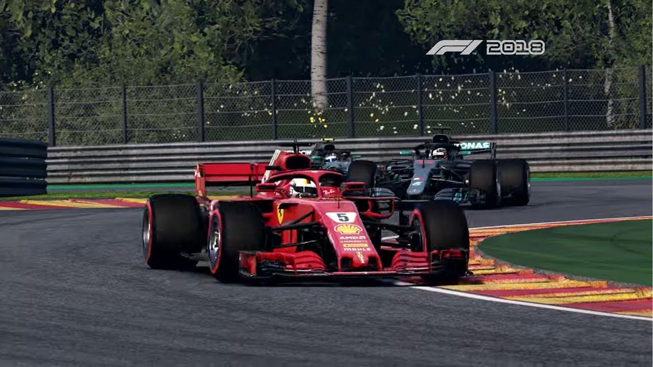 Humble Bundle Açıkladı, F1 2018 Ücretsiz Oldu