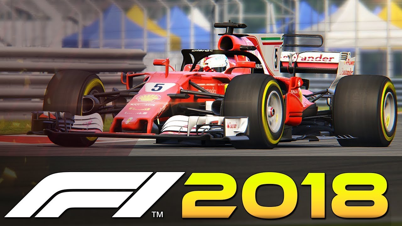 F1 2018 Ücretsiz Oldu