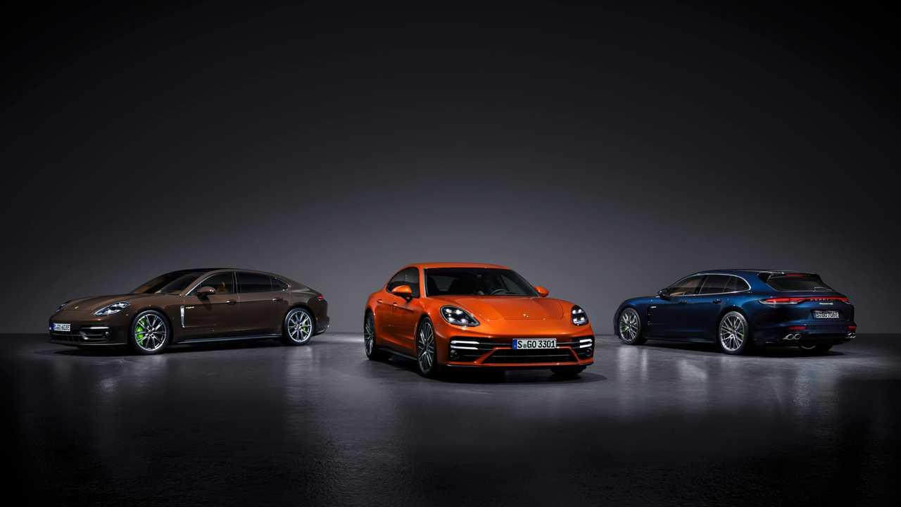 Porsche Panamera Turbo S ciddi yenilikler