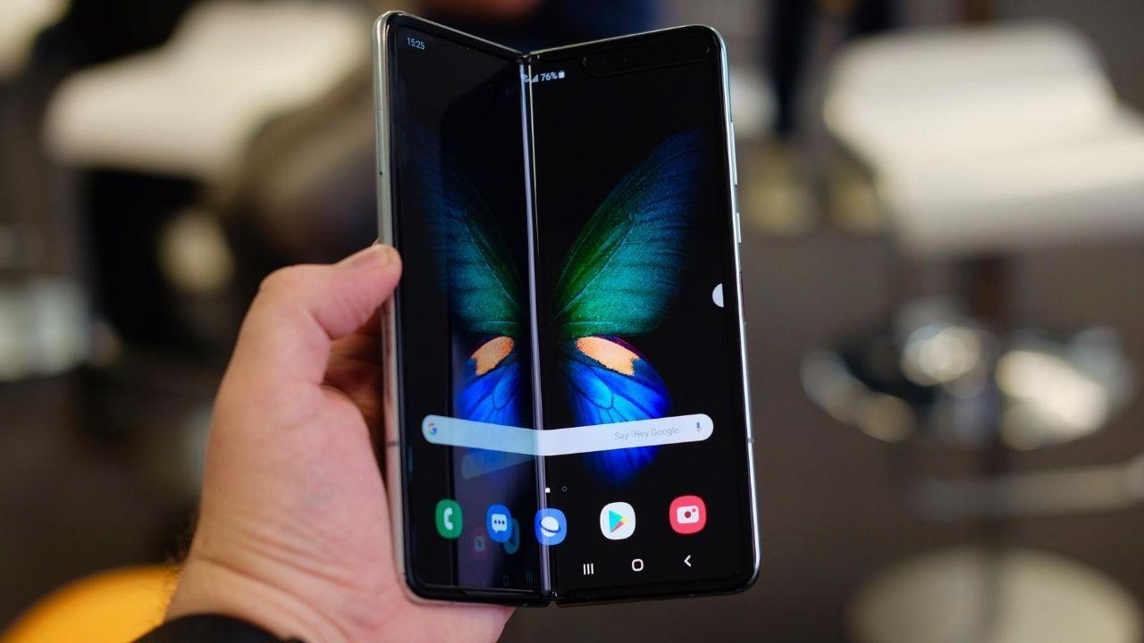 Samsung Galaxy Z Fold Lite yakında