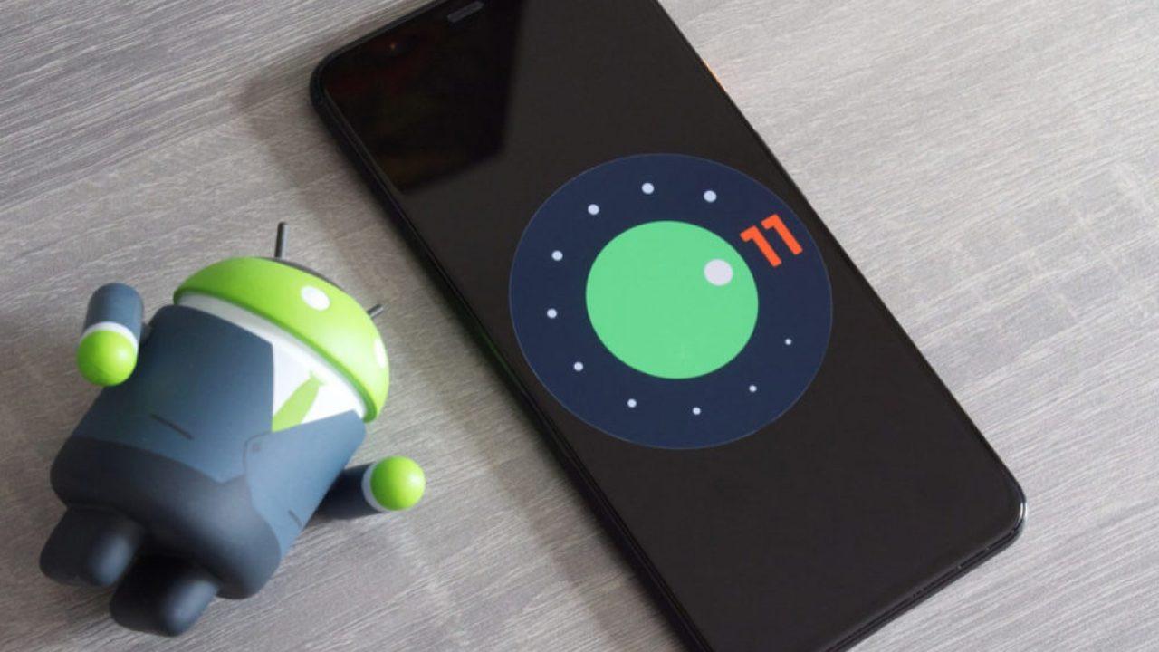 Android 11 güncellemesi yayınlandı