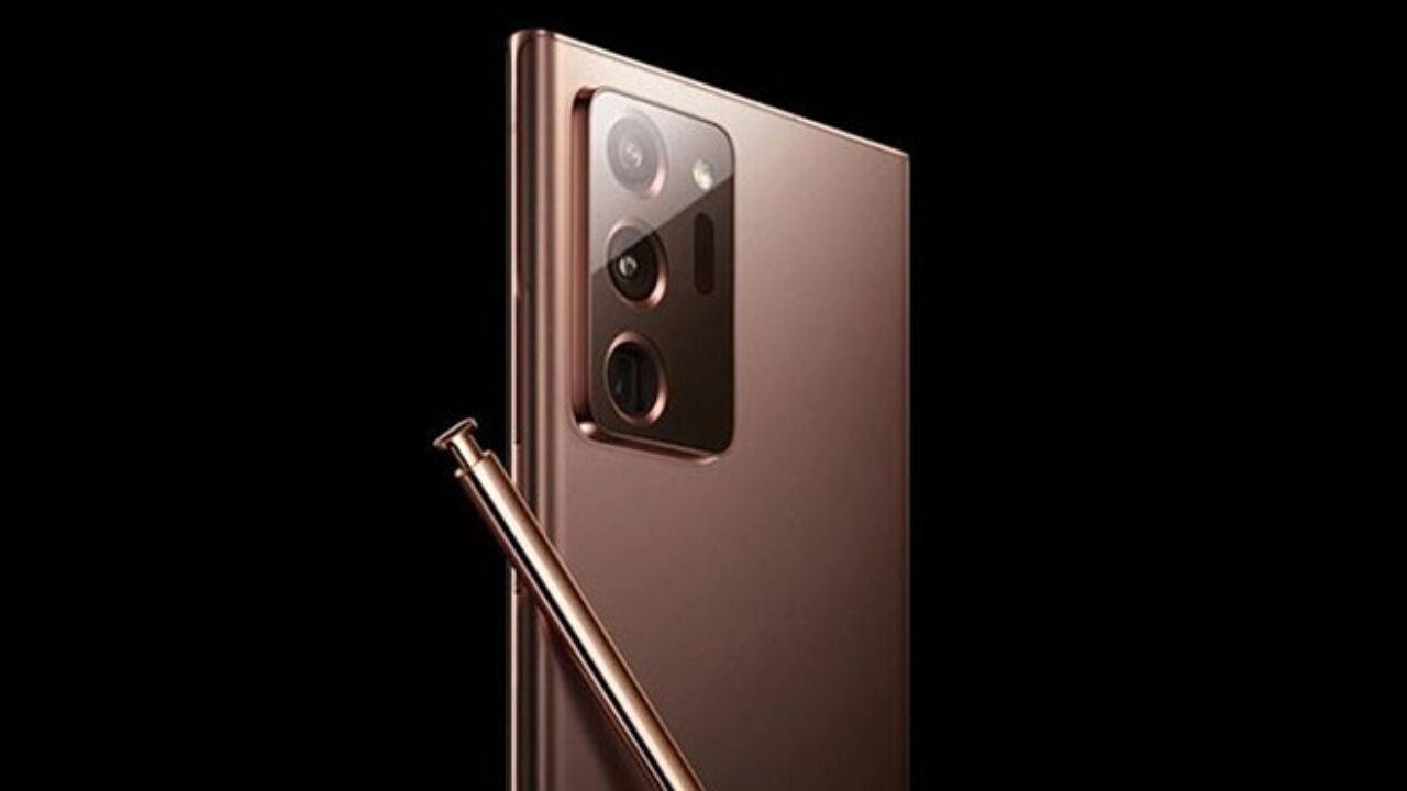 Galaxy Note 20 Ultra Maliyeti açıklandı