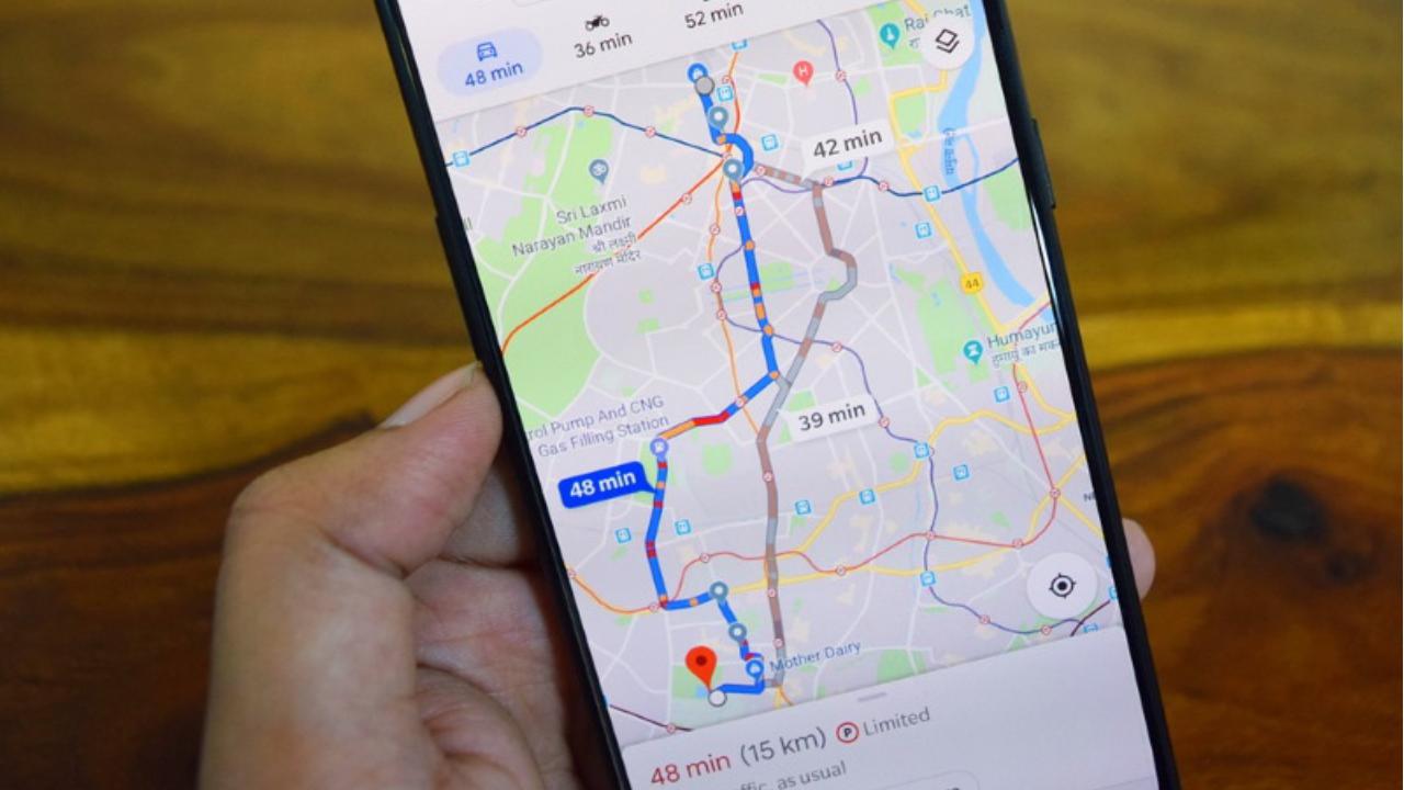 Google Haritalar koronavirüs riskine odaklandı