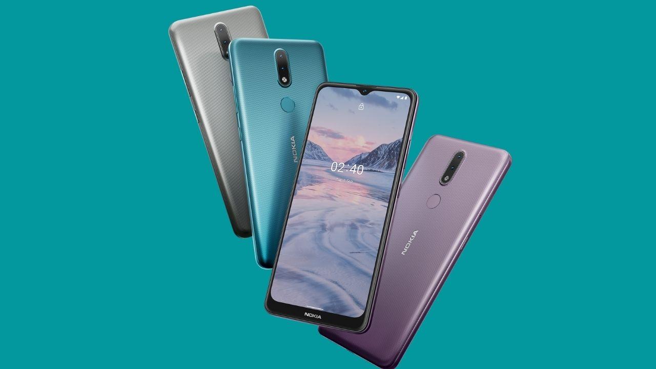 Nokia 2.4 ve Nokia 3.4 Tanıtıldı