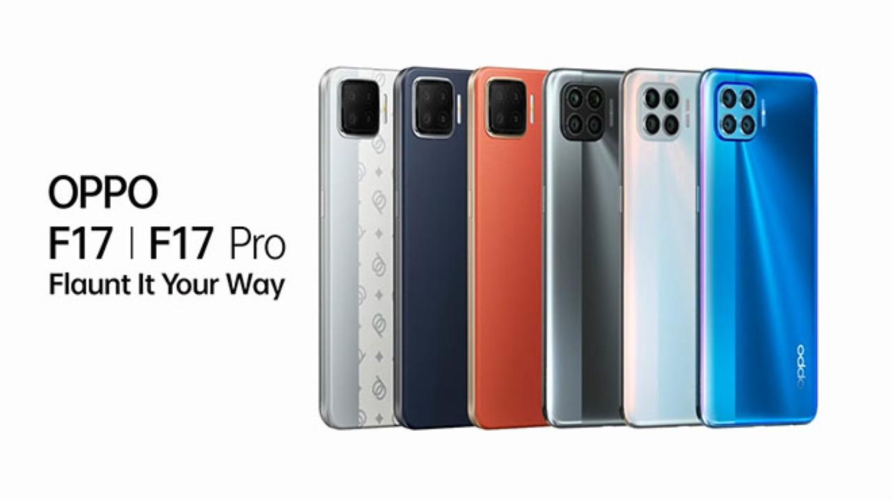 Oppo F17 ve F17 Pro tanıtımı gerçekleşti