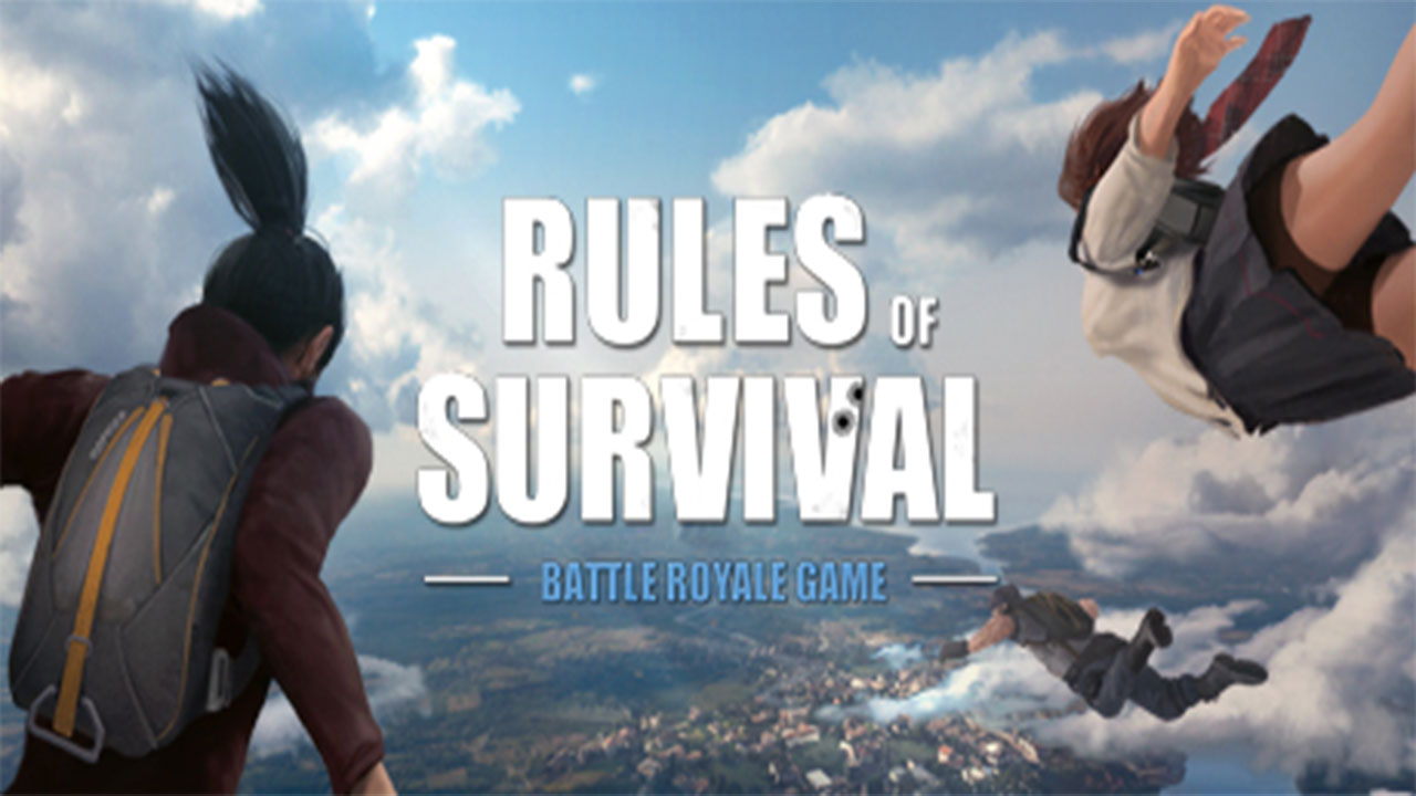 RULES OF SURVIVAL - Pubg benzeri mobil oyunlar