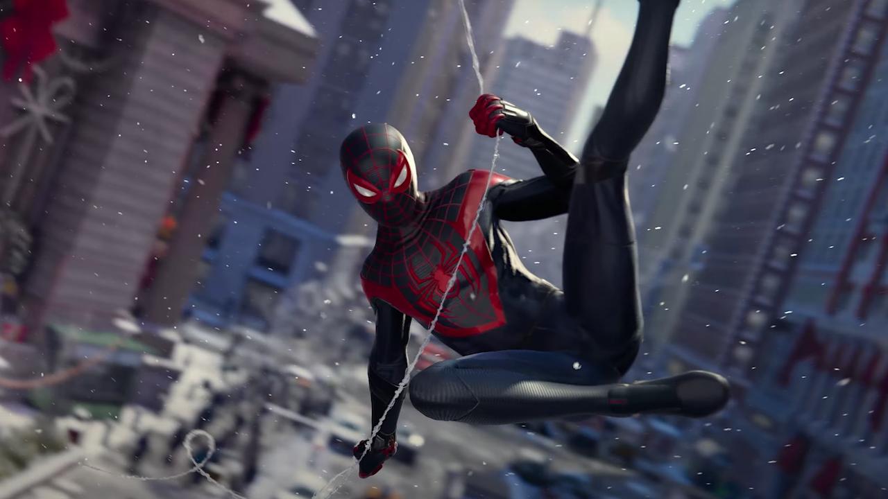 Spider-Man: Miles Morales Boyutu Açıklandı