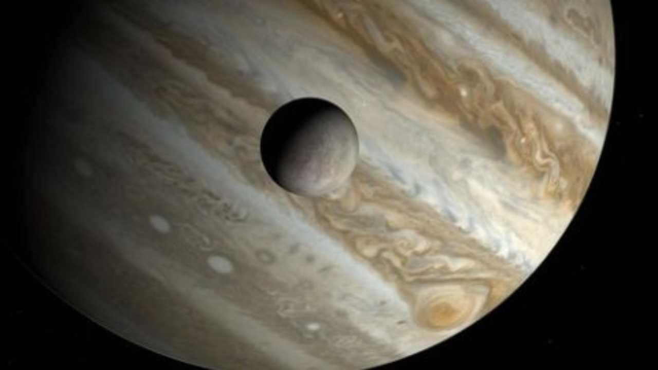 Jüpiter Uydusu Sıcaklık Değeri Arttı