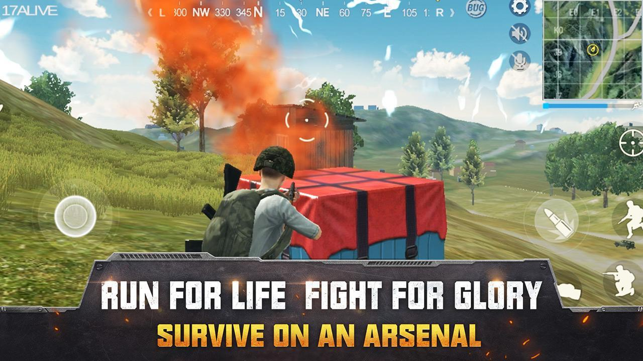 Survival Squad, Pubg Benzeri