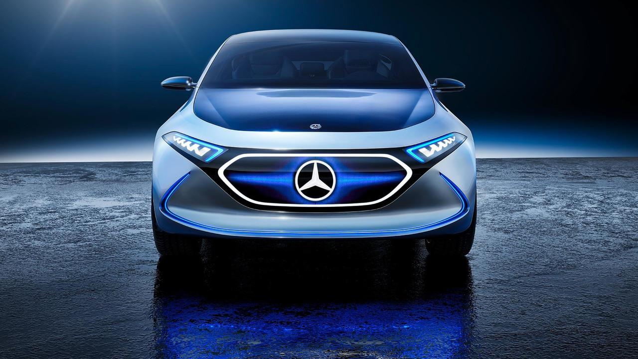 Tesla'ya rakip Mercedes Süper Elektrikli Otomobil