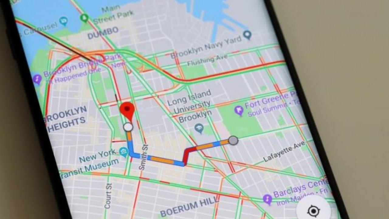 OPPO yeni navigasyon 1 metreye kadar doğru