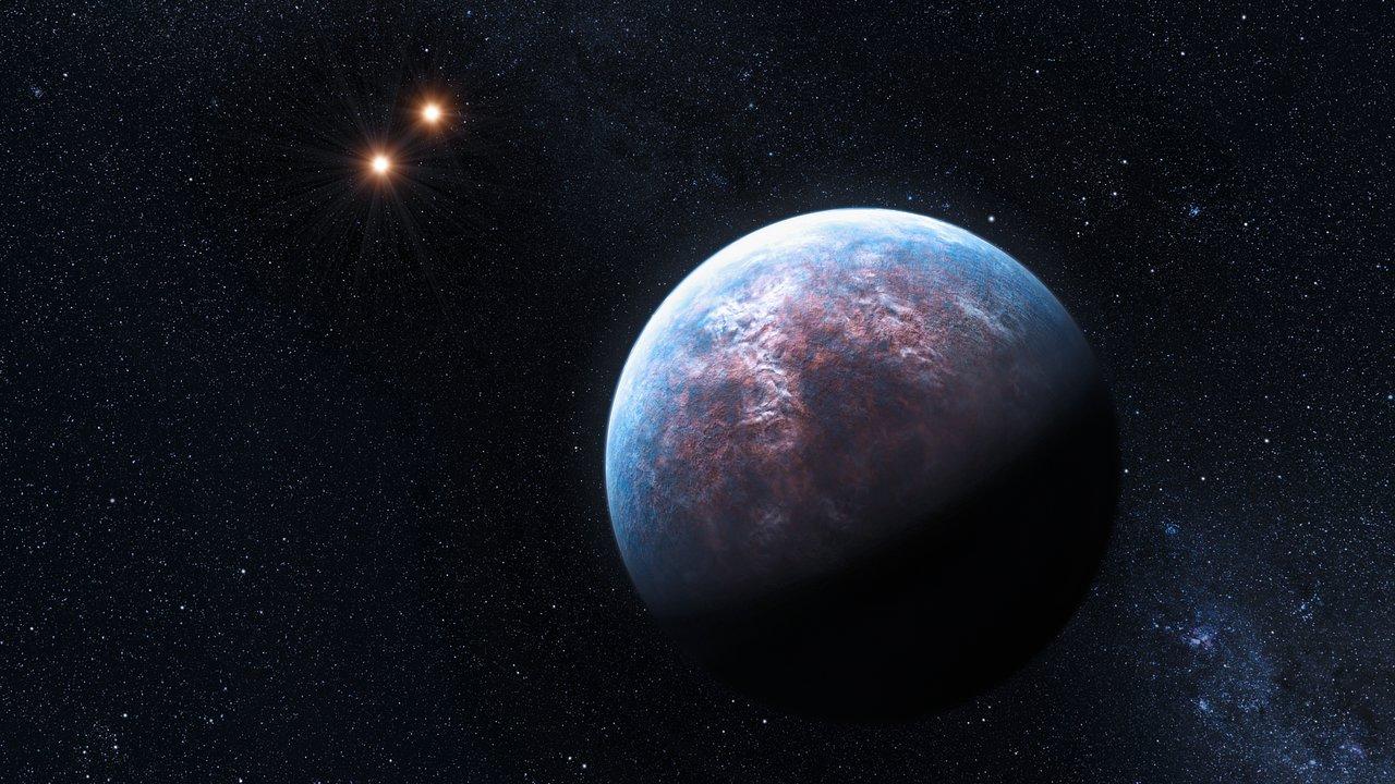 Ötegezegen Keşfedildi! Güneş Sisteminin Çok Yakınında Bulunuyor