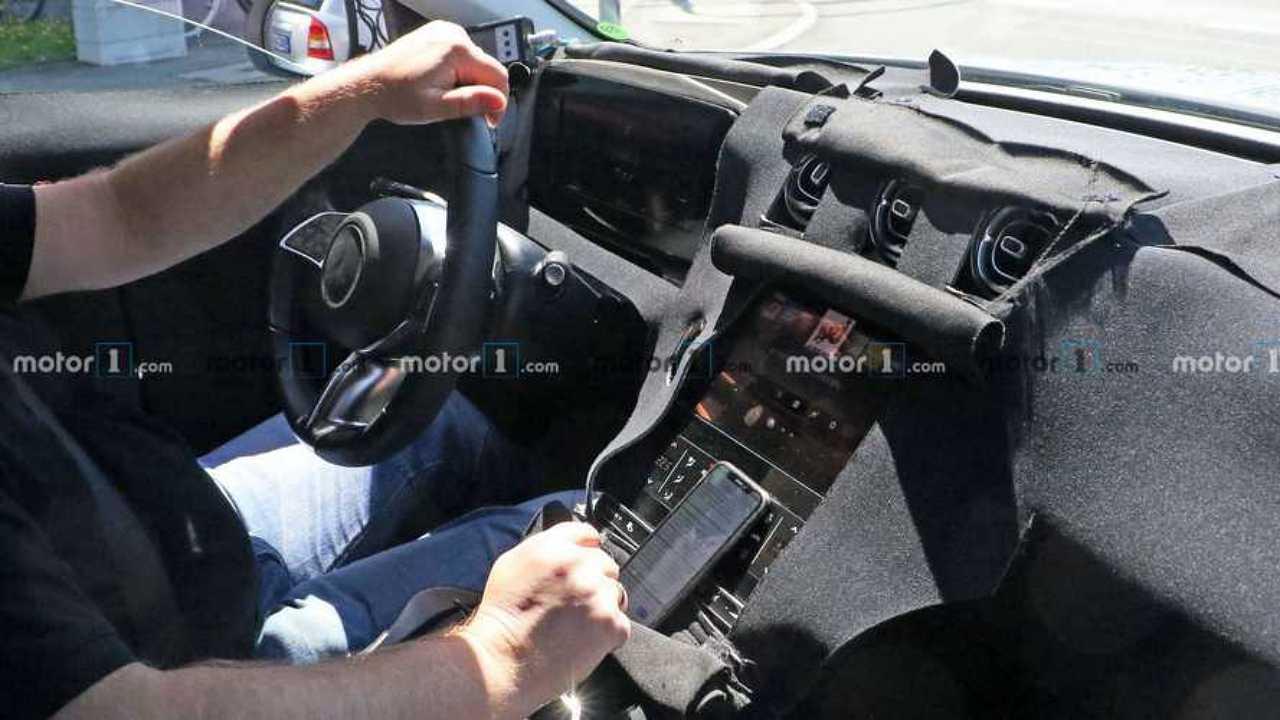 Mercedes C-Serisi tasarımı fotoğraflar