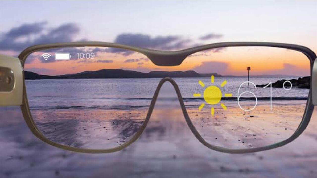Apple Glasses patent başvurusu
