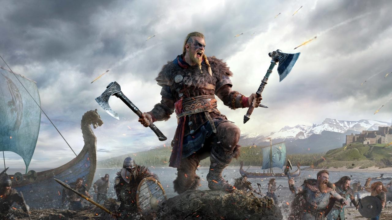Assassin's Creed Valhalla rekor kırdı, Ubisoft tarihine geçti