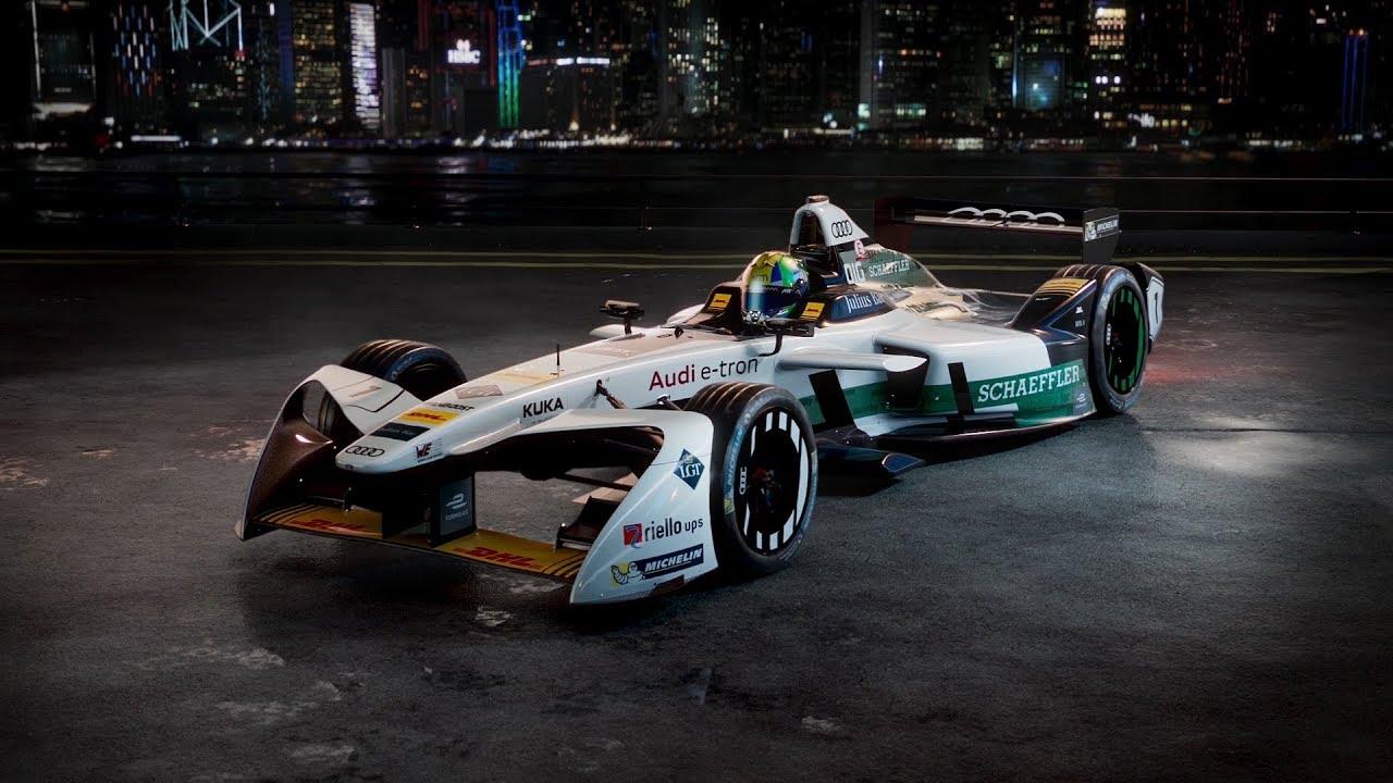 Audi Sport Formula E yeni sezon aracı