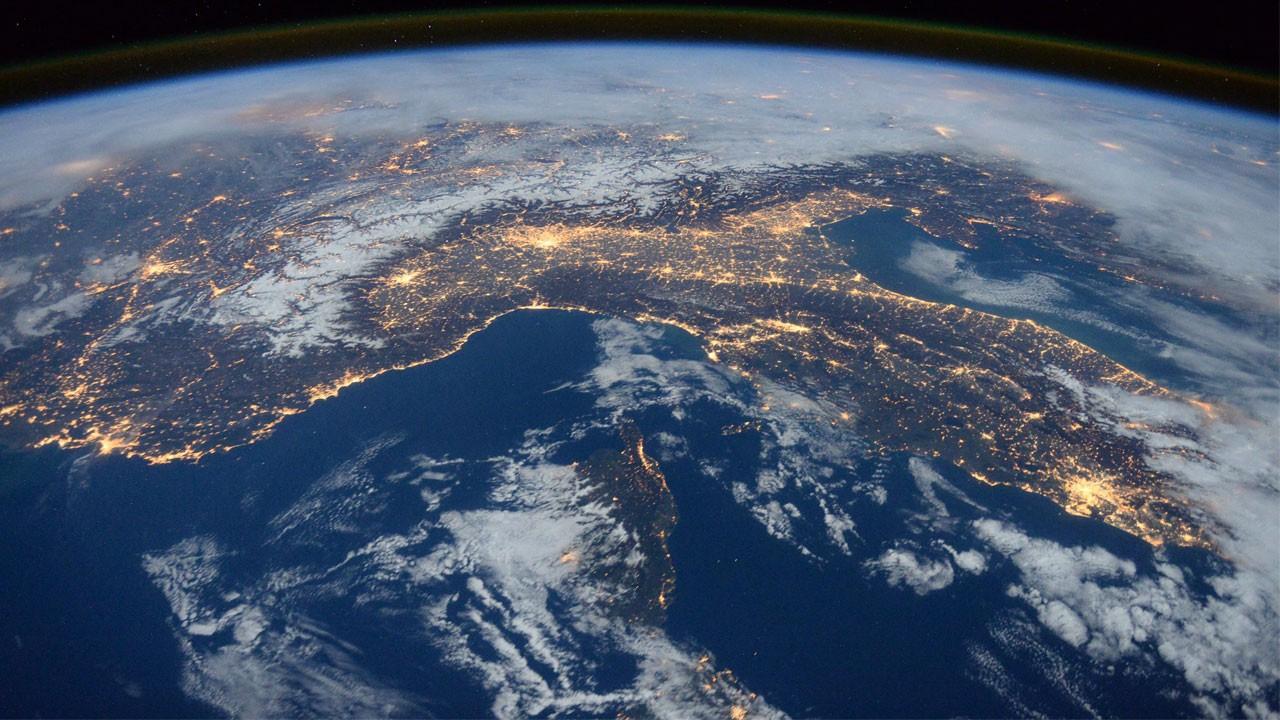 2020 yılının en iyi Dünya fotoğrafları NASA tarafından paylaşıldı