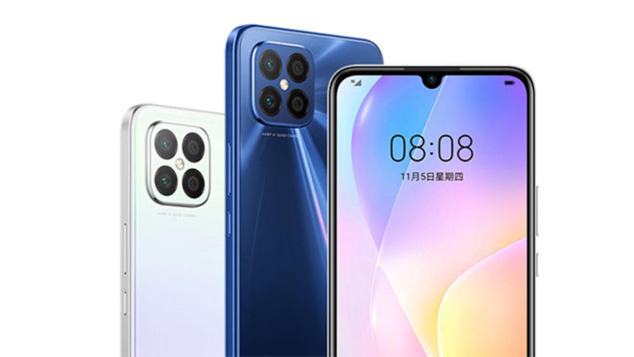 Huawei Nova 8 tanıtım