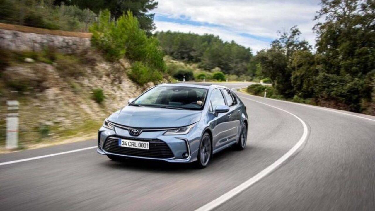 Toyota 2020'de Üretim Rekoru Kırdı