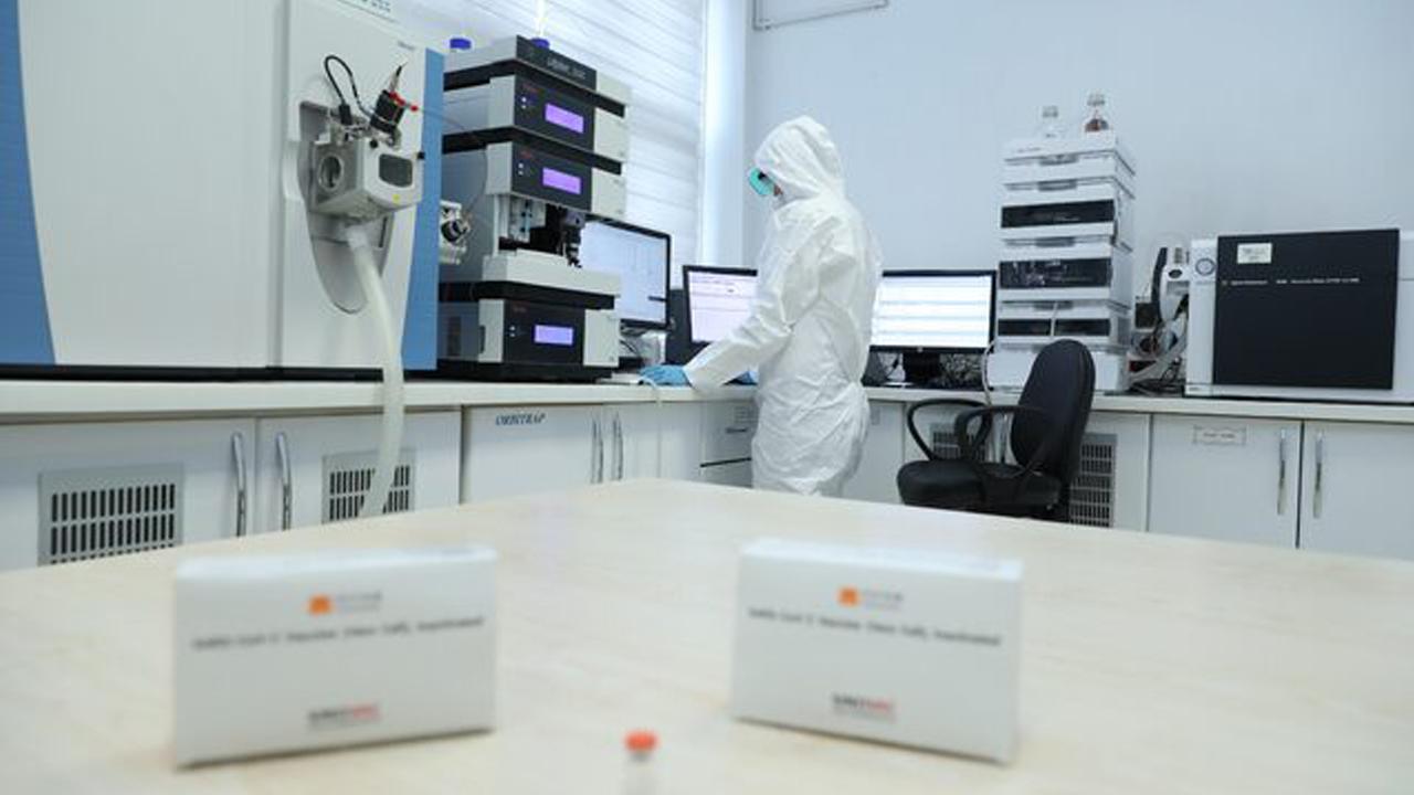 Çin'den Alınan Koronavirüs Aşıları