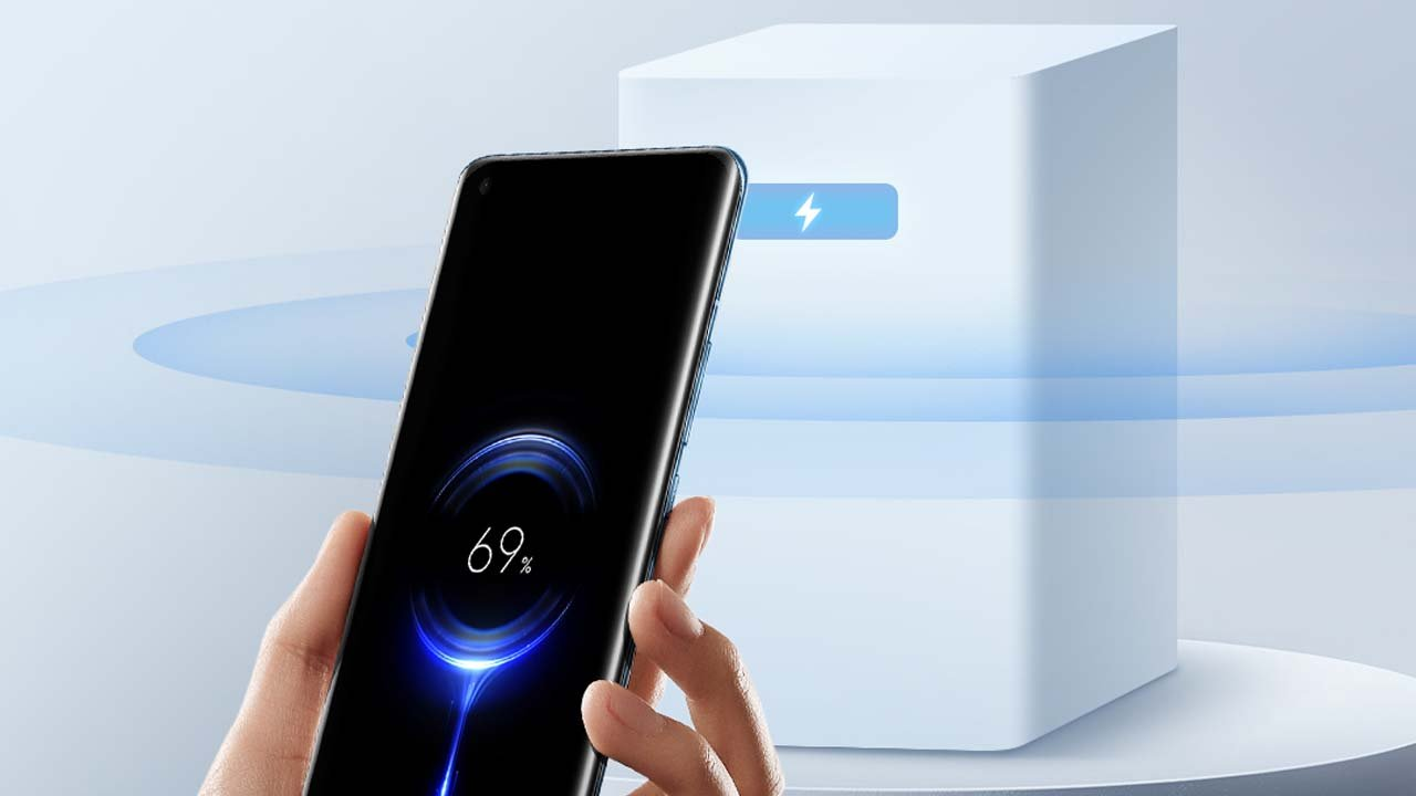 Xiaomi Kablosuz Şarj Aleti