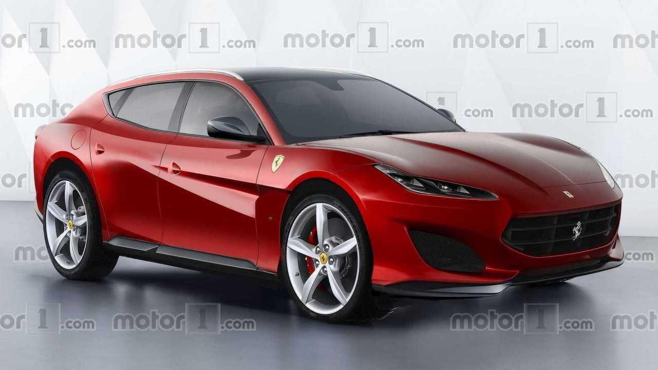 Ferrari SUV Modeli İle Gündemde