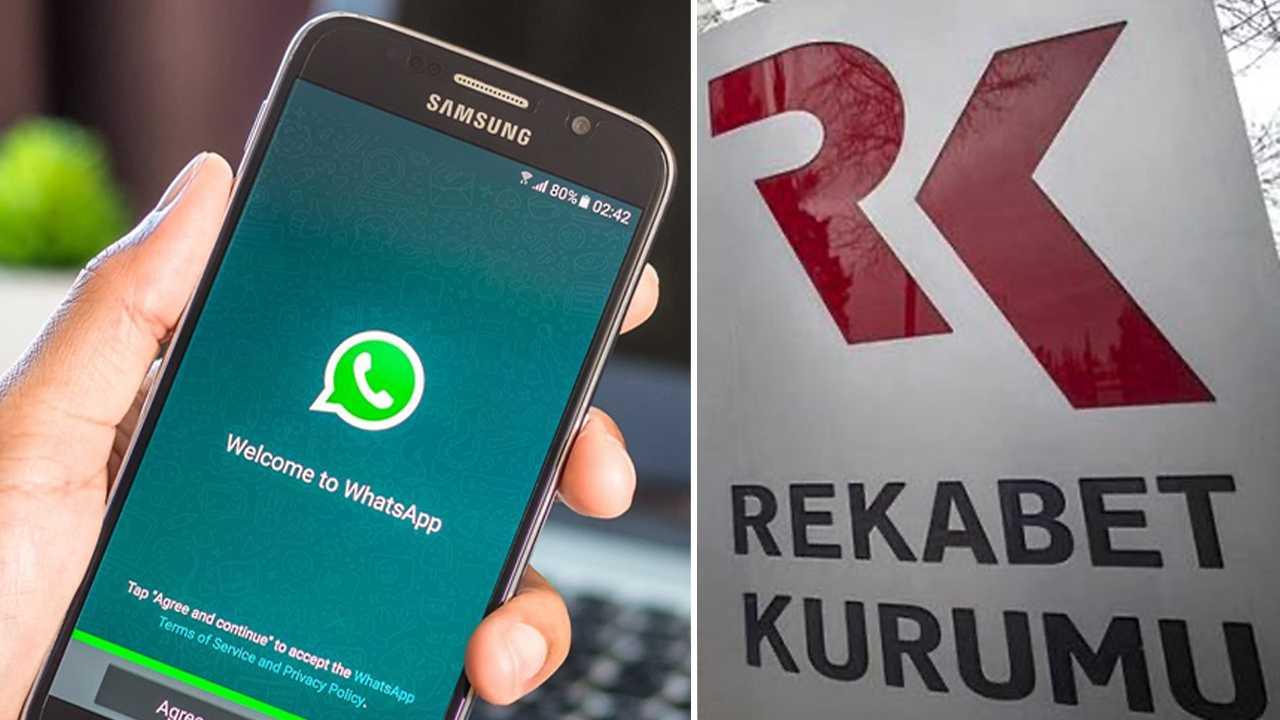 Rekabet Kurumu WhatsApp Kararı