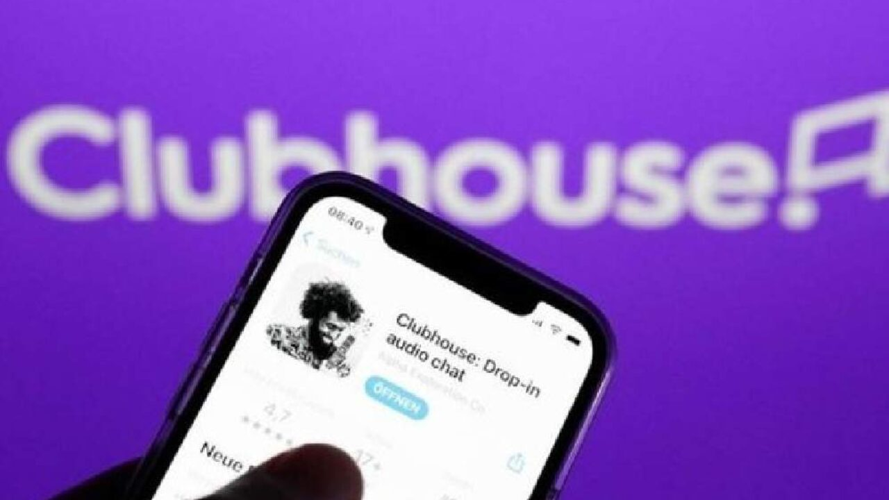 Clubhouse'da Hadise'yi Taklit Eden Kullanıcı