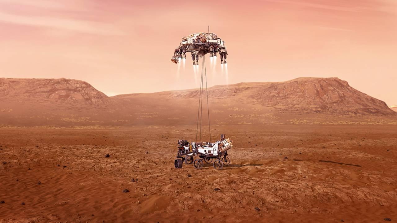 Mars'a Gidenler Ölecek