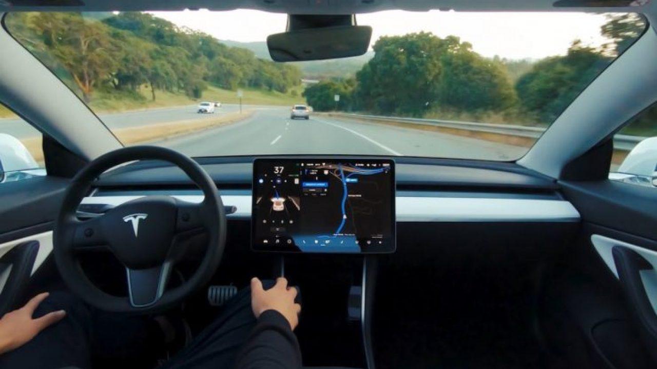 Tesla Otonom Sürüş Sistemi