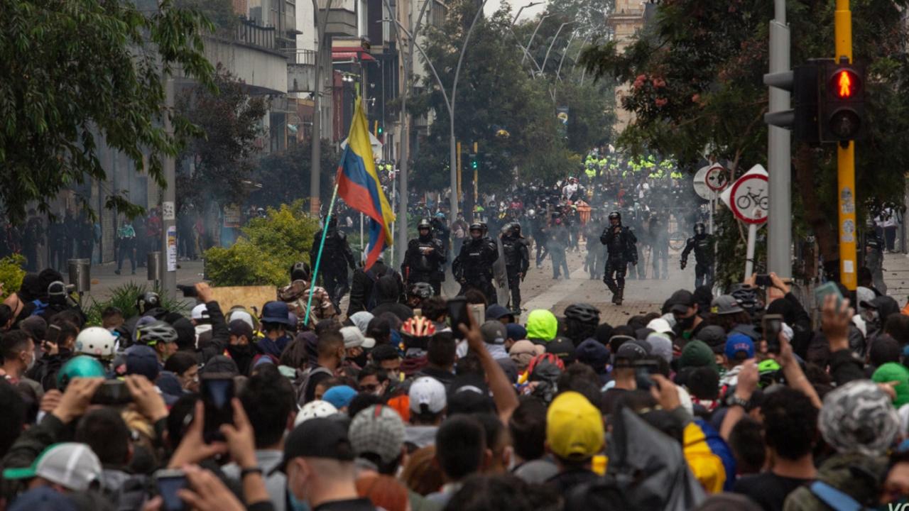 Kolombiya'da İç Savaş Çıktı