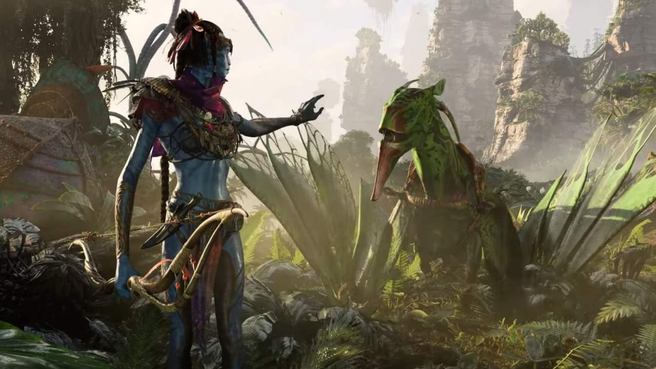 Avatar: Frontiers of Pandora Tanıtım Videosu
