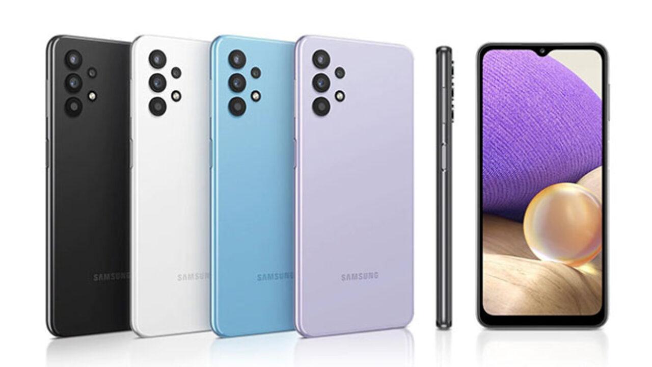 Samsung Galaxy M32'nin Özellikleri Sızdırıldı!