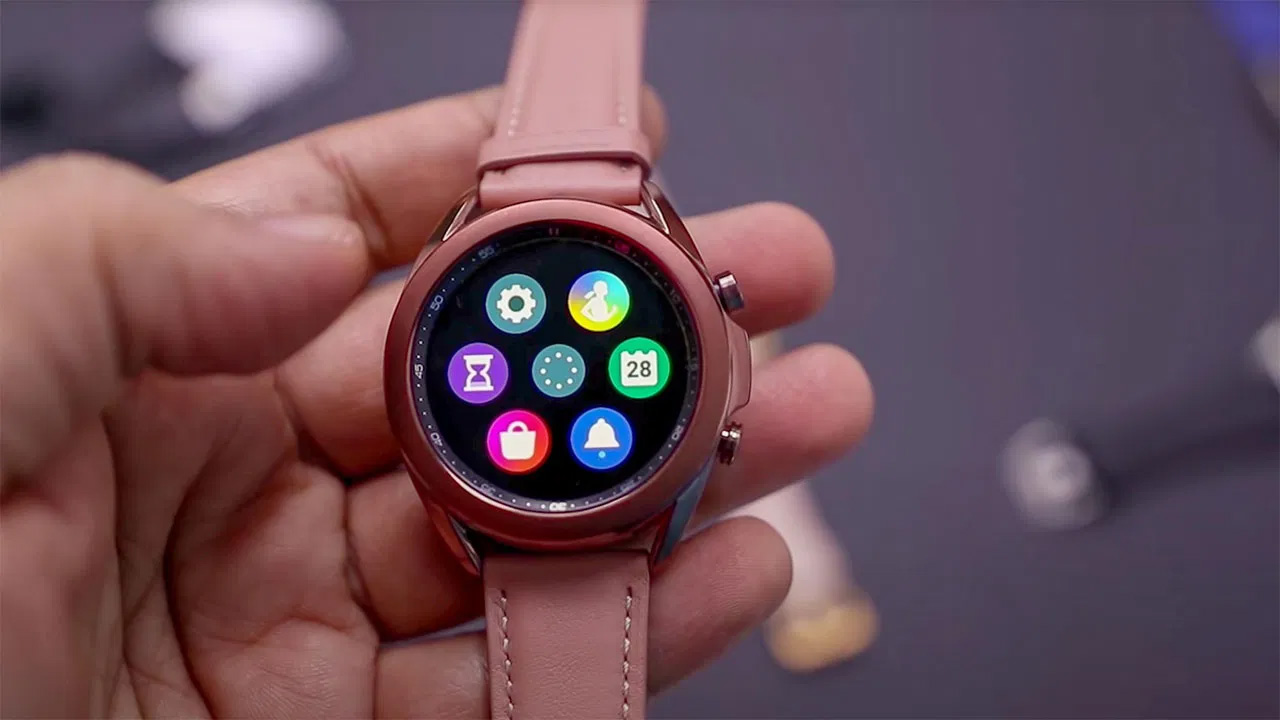 Samsung Galaxy Watch 4 Geliyor! İşte Detaylar