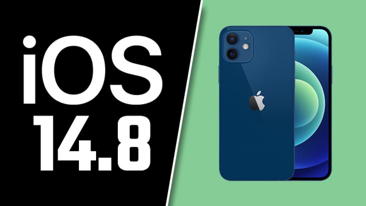Apple iOS 14.8 Güncellemesi Geldi!