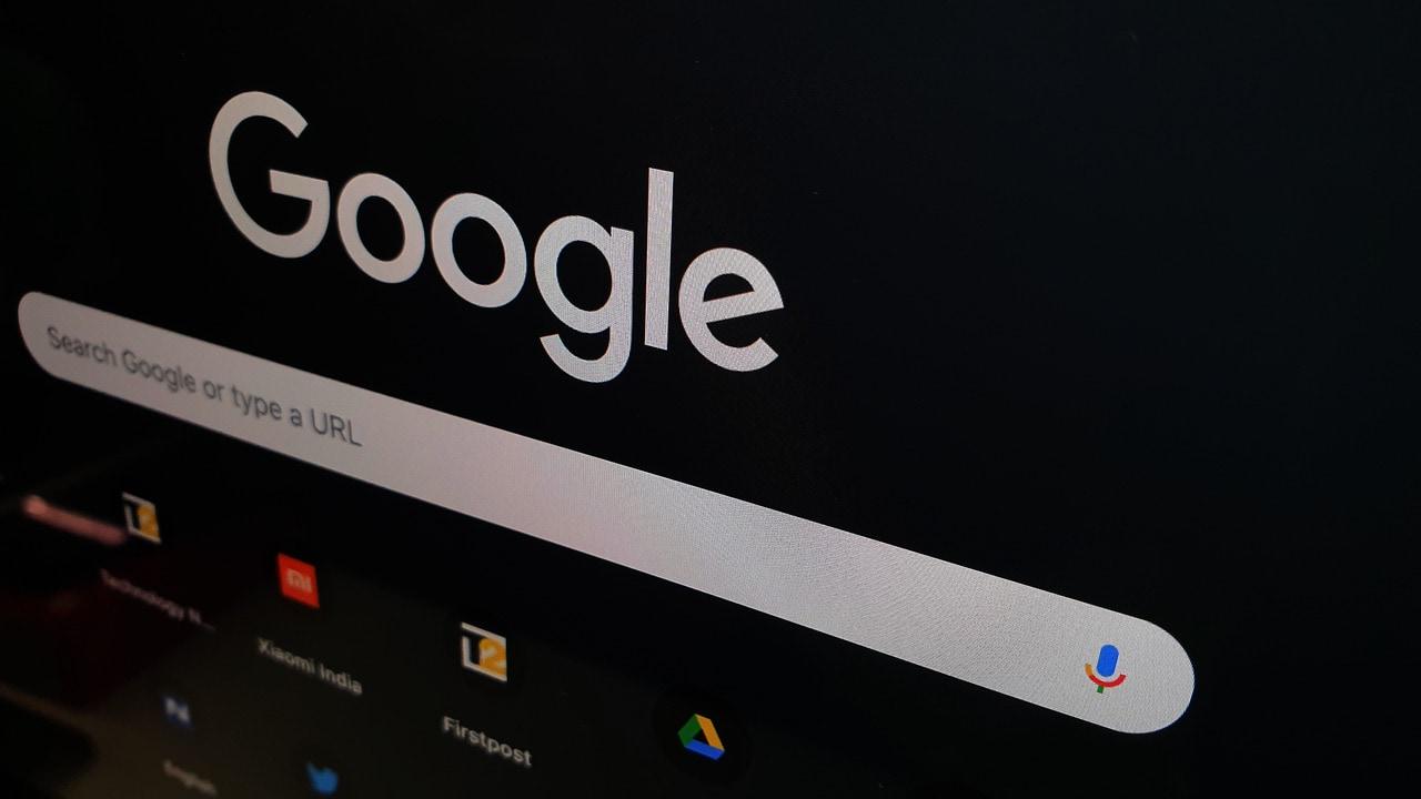 Google Masaüstü için Karanlık Mod Geliyor!