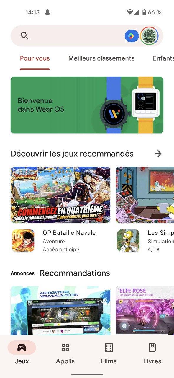 Google Play Store Yeni Tasarıma Sahip Olacak!